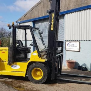 1997 HYSTER H7.00XL
